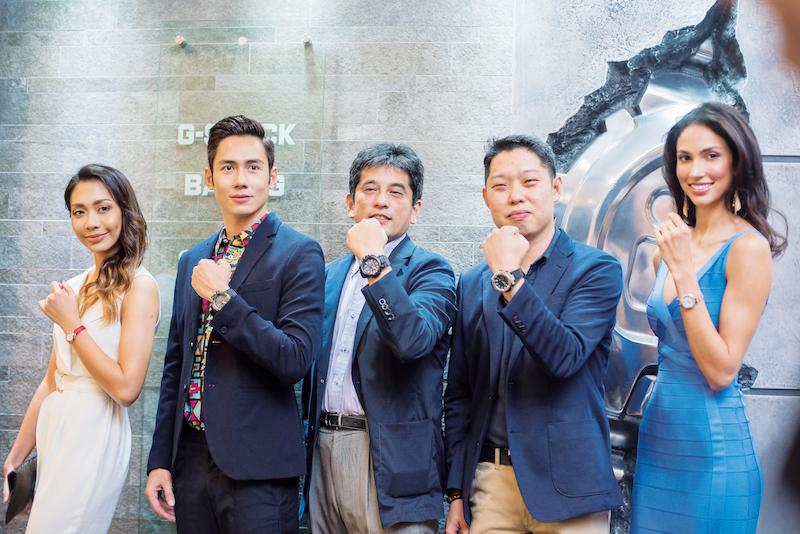 18. (L-R) Hunny Madu, JC Chee, Mr Hiroyuki Sezai, Eric Lim of Marco Corporations and Deborah Henry copy
