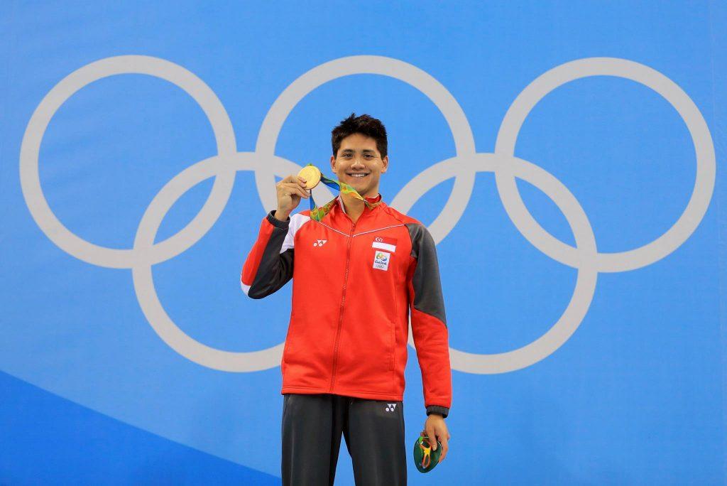 Glam Lelaki Joseph Schooling Rio