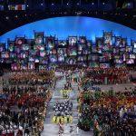 Pembukaan Sukan Olimpik Rio 2016 Terap Warna Warni Alam