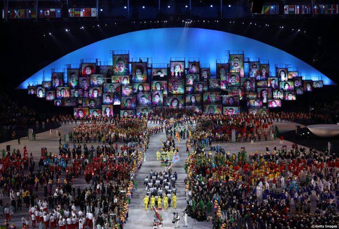 Glam Lelaki Olimpik 2016