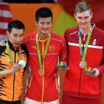 Badminton: Lee Chong Wei Raih Pingat Perak Keempat Olimpik 2016 Rio