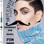 Kempen Kesedaran Movember Lebih Meriah