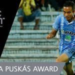Gol Faiz Subri Tercalon Anugerah Puskas FIFA 2016