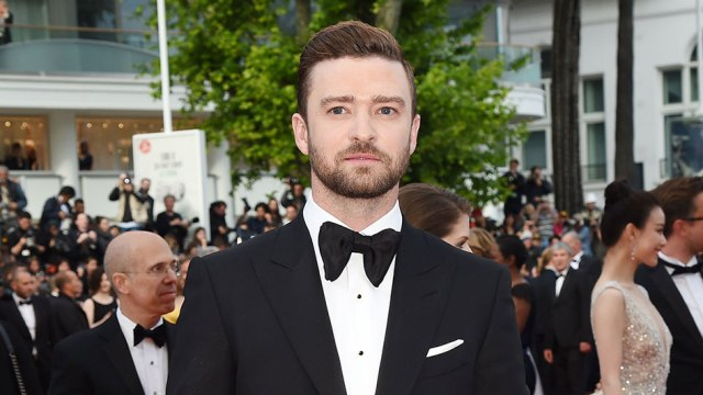 US singer Justin Timberlake poses as he arrives on May 11, 2016 for the opening ceremony of the 69th Cannes Film Festival in Cannes, southern France. / AFP / ANNE-CHRISTINE POUJOULAT (Photo credit should read ANNE-CHRISTINE POUJOULAT/AFP/Getty Images)