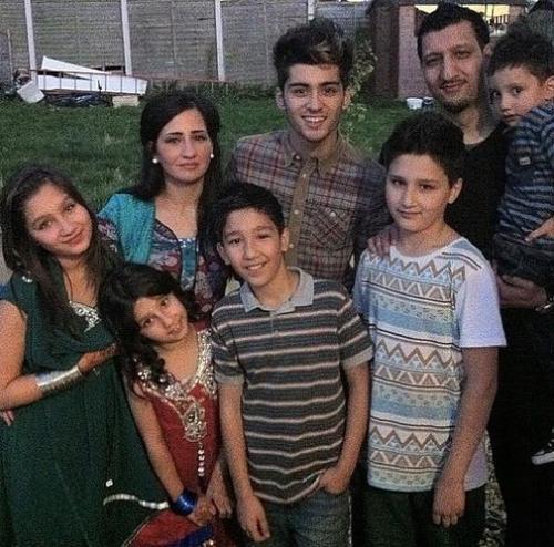zayn-malik-family