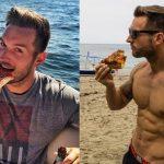 PHIL DUNCAN KEKAL TEGAP WALAU BERCUTI SAMBIL MENIKMATI PIZZA