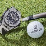 HUBLOT PERKENAL BIG BANG UNICO GOLF BAHARU