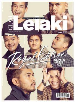 GLAM Lelaki – November 2018