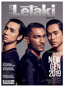 GLAM Lelaki – Mei 2019
