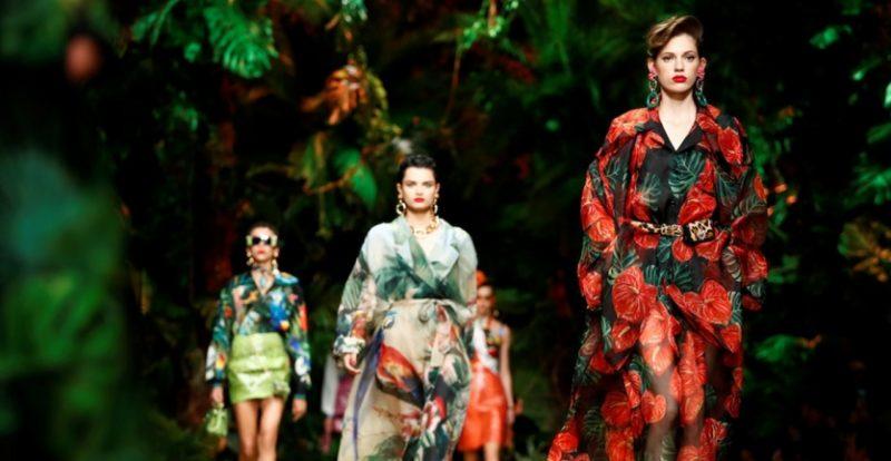 Tirai Minggu Fesyen Milan Bakal Dibuka Secara Atas Talian