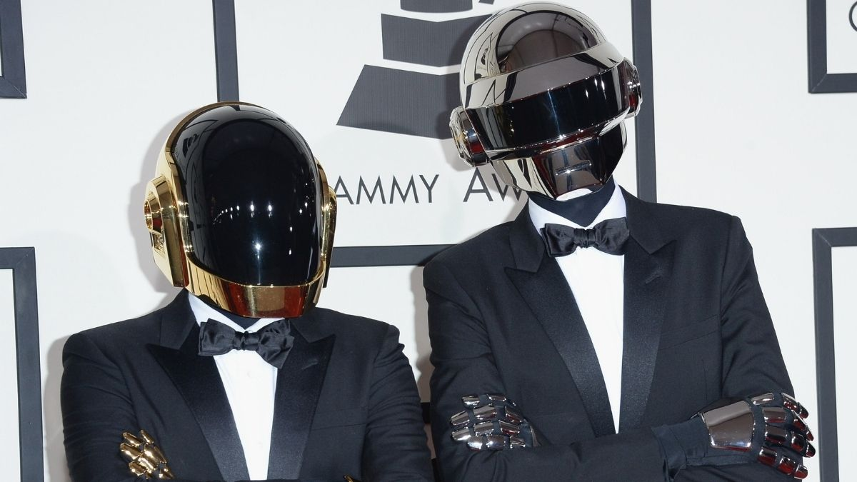 Daft Punk Berpisah Selepas 28 Tahun