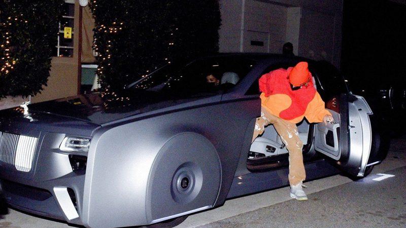 Justin Bieber Emotional Kerana Rolls Royce 'Spaceship'