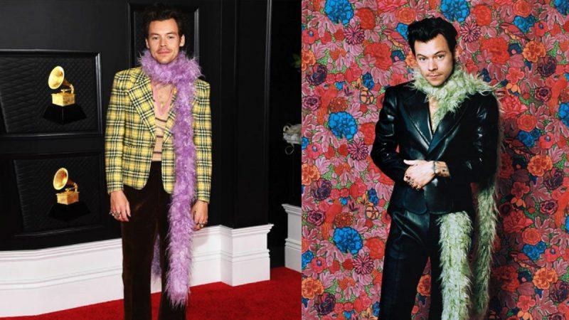 Harry Styles Persembahan Pembukaan Grammy Award 2021