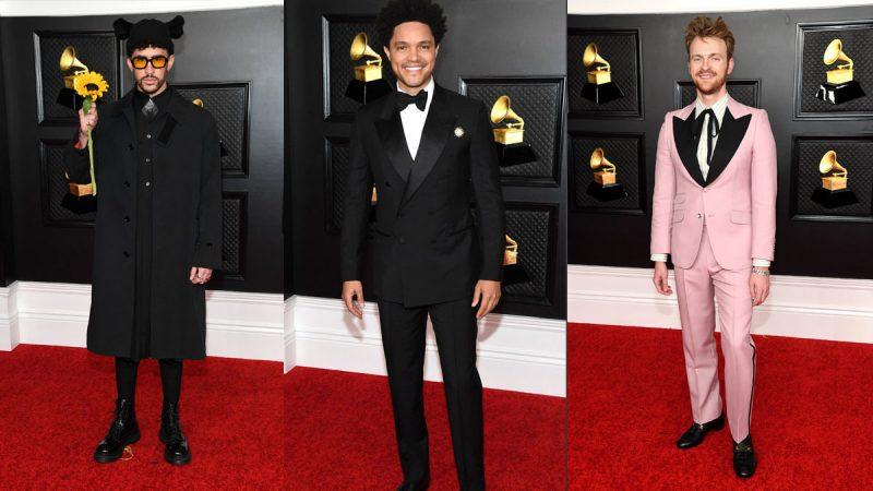 Sembilan Gaya Terbaik Lelaki Anugerah Grammy 2021