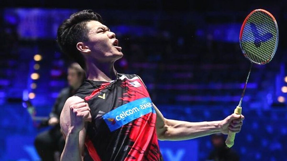 LEE ZII JIA TAMPIL JUARA ALL ENGLAND 2021