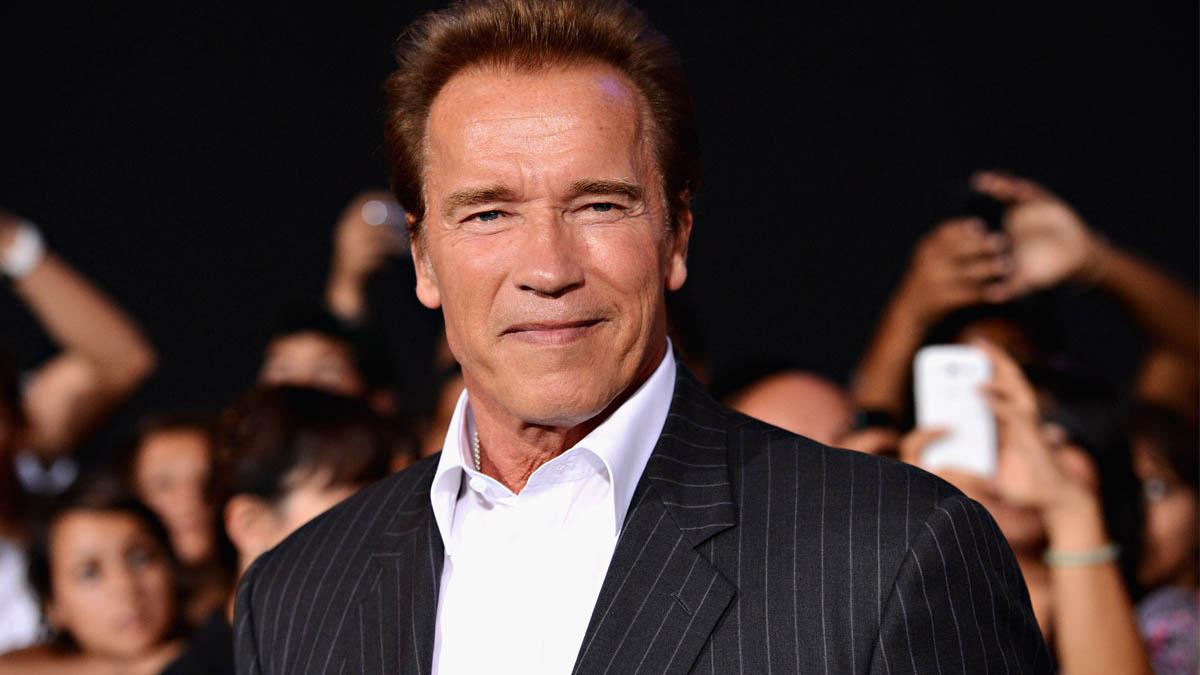 Arnold Schwarzenegger Sebagai Kapten Fantastic
