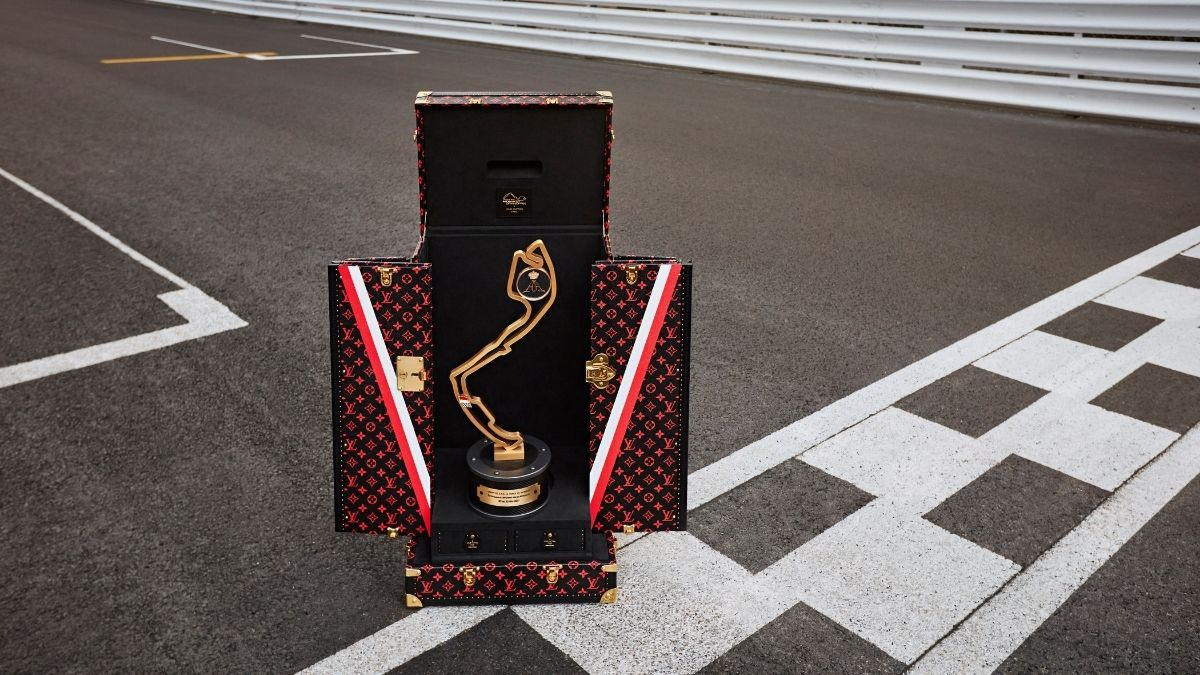 Victory Travels In Louis Vuitton