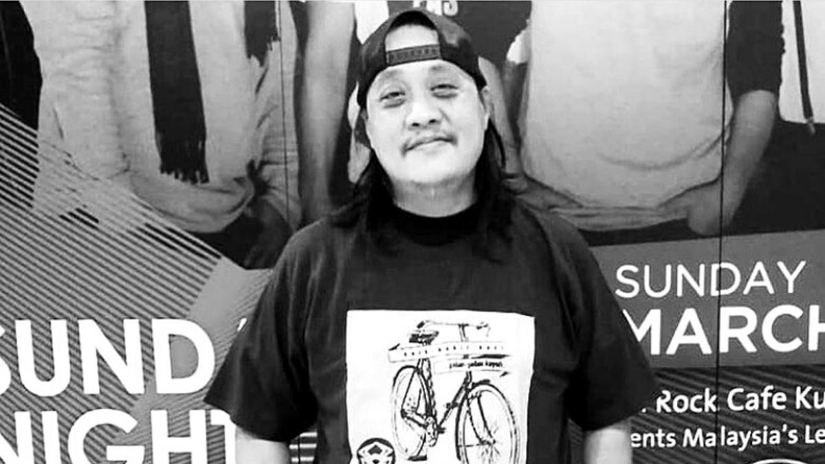 TONY SPIDER MENINGGAL DUNIA SENDIRIAN DI STUDIO RAKAMAN