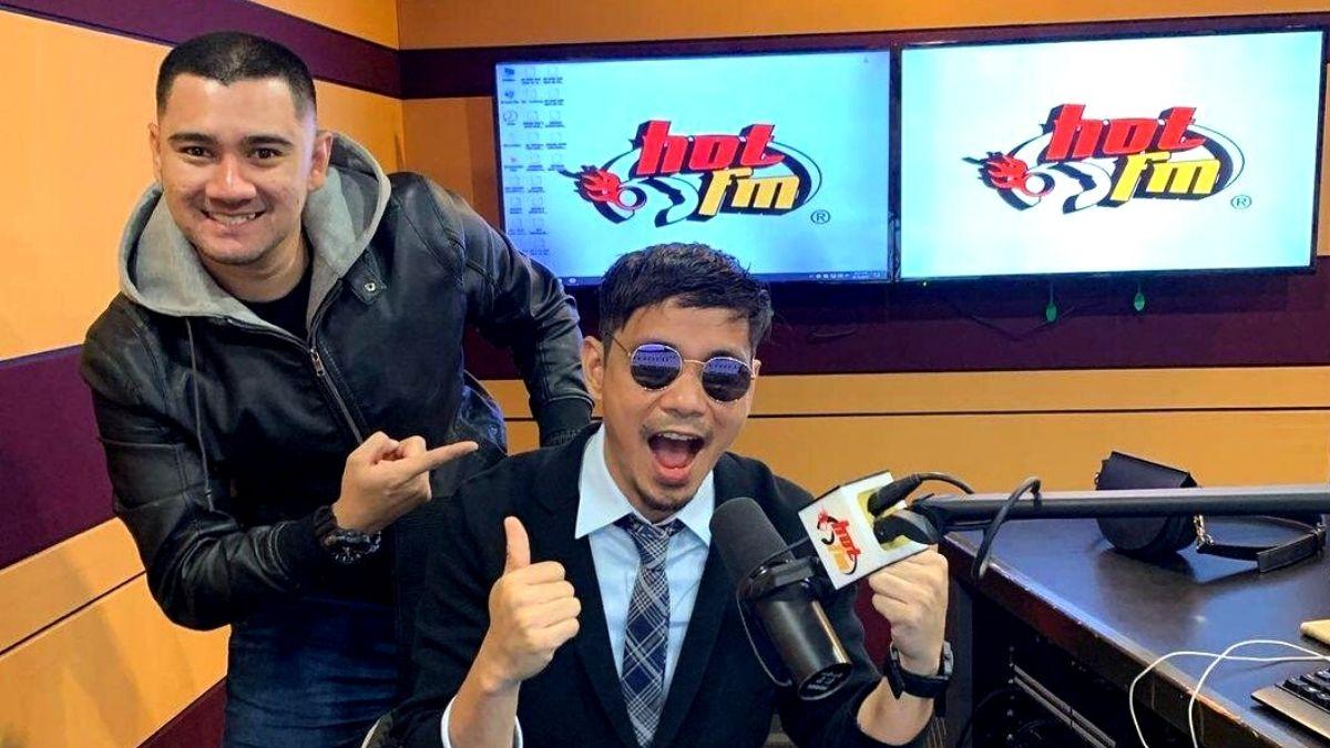 Mark Adam & Fizie Ucap Selamat Tinggal Kepada Hot FM
