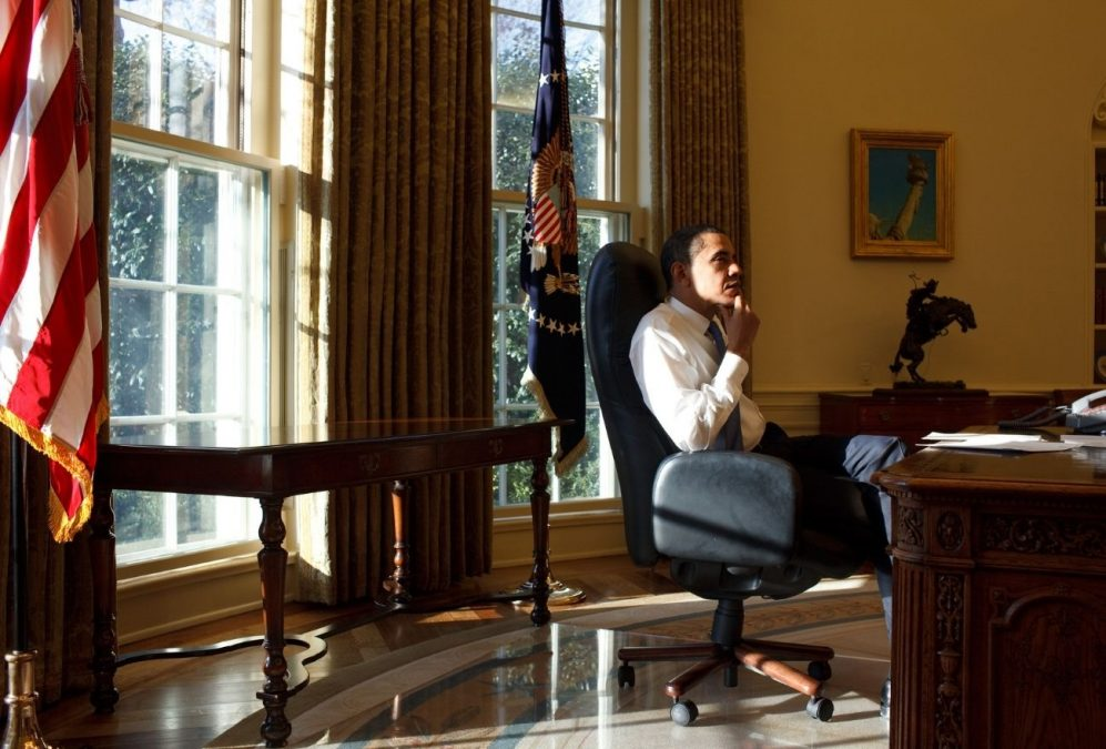 'OBAMA IN PURSUIT OF A MORE PERFECT UNION' DEBUT 4 OGOS INI