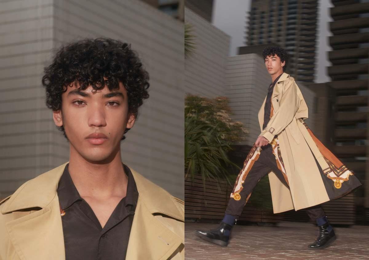 TOGA ARCHIVES X H&M, PADUAN KLASIK & AVANT-GARDE