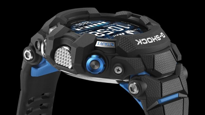 Casio Rilis Jam Tangan Pintar G-Shock Pertama 08