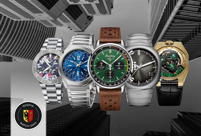 Geneva Watch Days 2021 01
